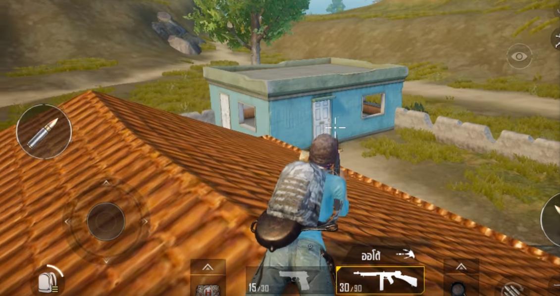 หากคุณต้องการขึ้นไปซุ่มยิงบนหลังคาในเกมส์ PubG Mobile เรามีวิธีดังนี้