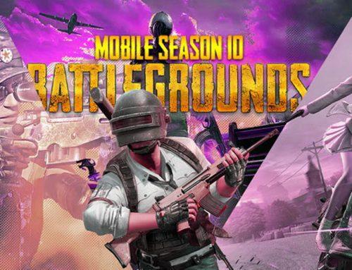 PUBG Mobile Season 10 ลุยไปกับ ปืนใหม่ รถใหม่ ได้แล้ววันนี้