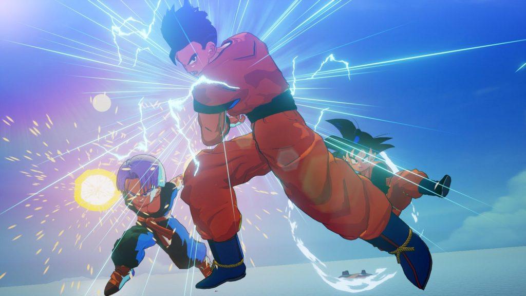 Dragon Ball Z Kakarot-Thigame