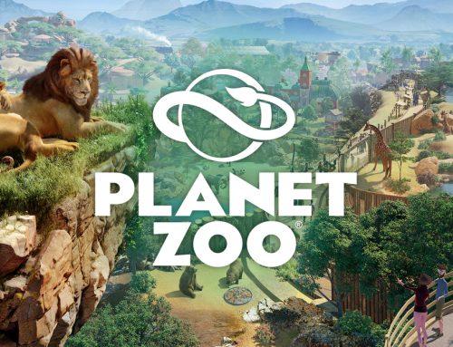 อยู่บ้านอย่านิ่งดูดาย ซื้อ Planet Zoo ให้ลูกท่านเล่นกันนะ.