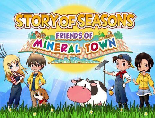 Story of Seasons Friends of Mineral Town เกมปลูกผักโฉมใหม่เปิดให้เล่นแล้ววันนี้!