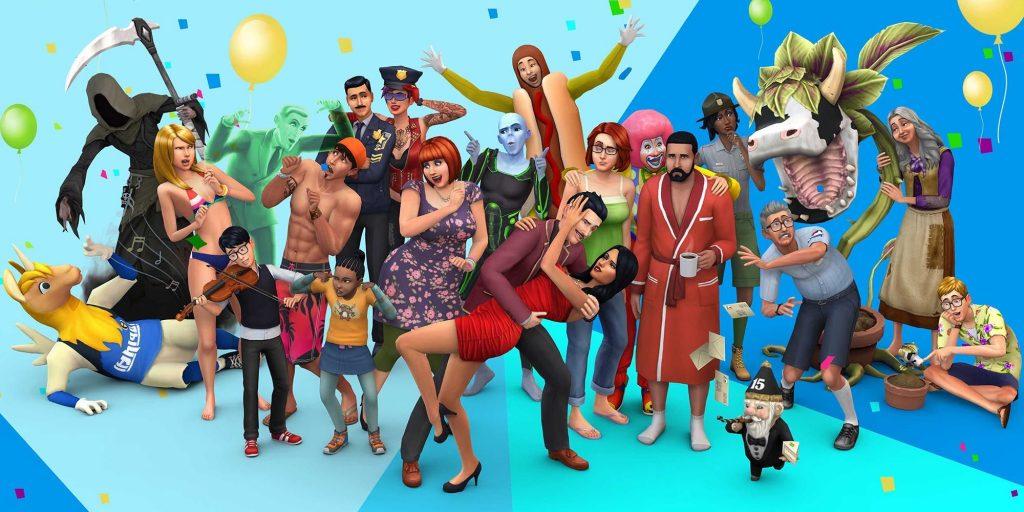 สูตรเกม The Sims 4
