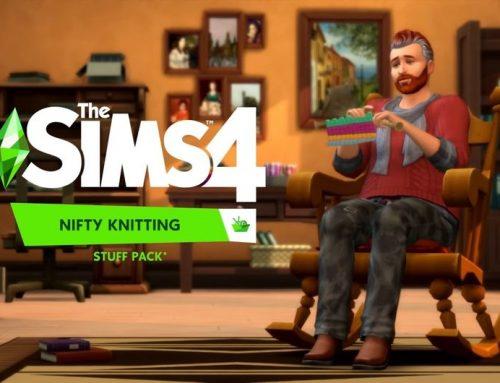 DLC The Sims 4 : Nifty Knitting Stuff Pack ถักนิตติ้งเพลินๆ