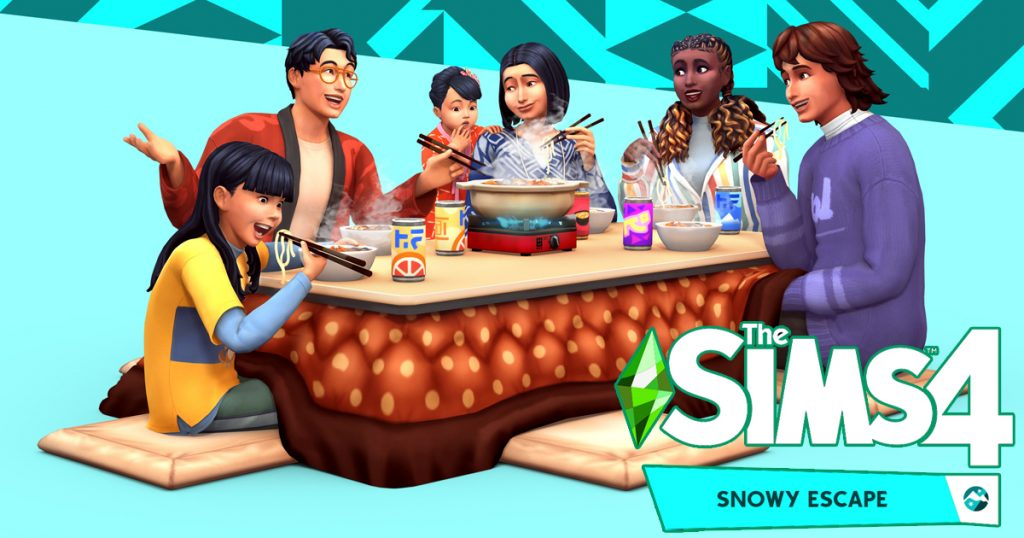 The-Sims-4-Snowy-Escape-Pack