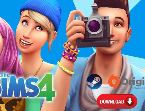 ดาวน์โหลดเกม The Sims 4 – Origin – Steam